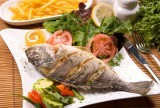 Grilled Gilthead